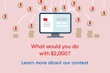 What would you do with $2,000?
