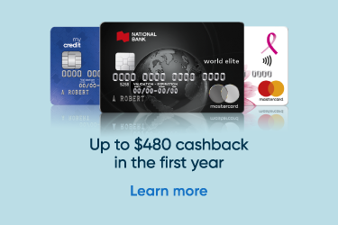 OFFER  Mastercard credit cards